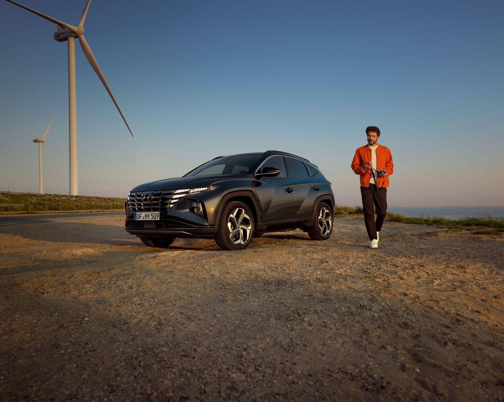 Hyundai coraz bliżej klasy premium. Takiego SUV-a się nie spodziewaliśmy