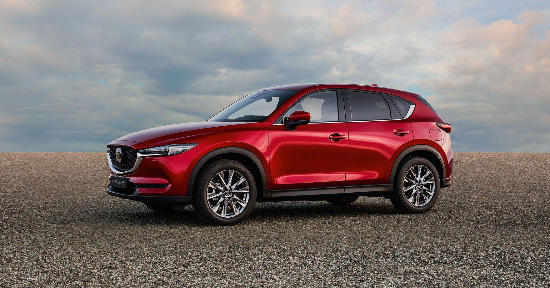 Mazda CX-5 oferuje dużo w standardzie. Sprawdzamy możliwości tego SUV-a