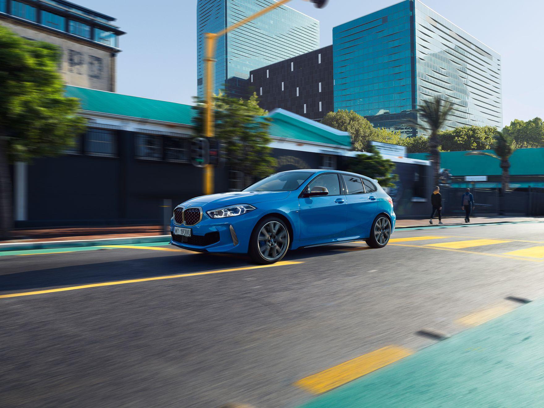 Ile kosztuje sportowe BMW? Sprawdzamy ofertę modeli z pakietem M Sport
