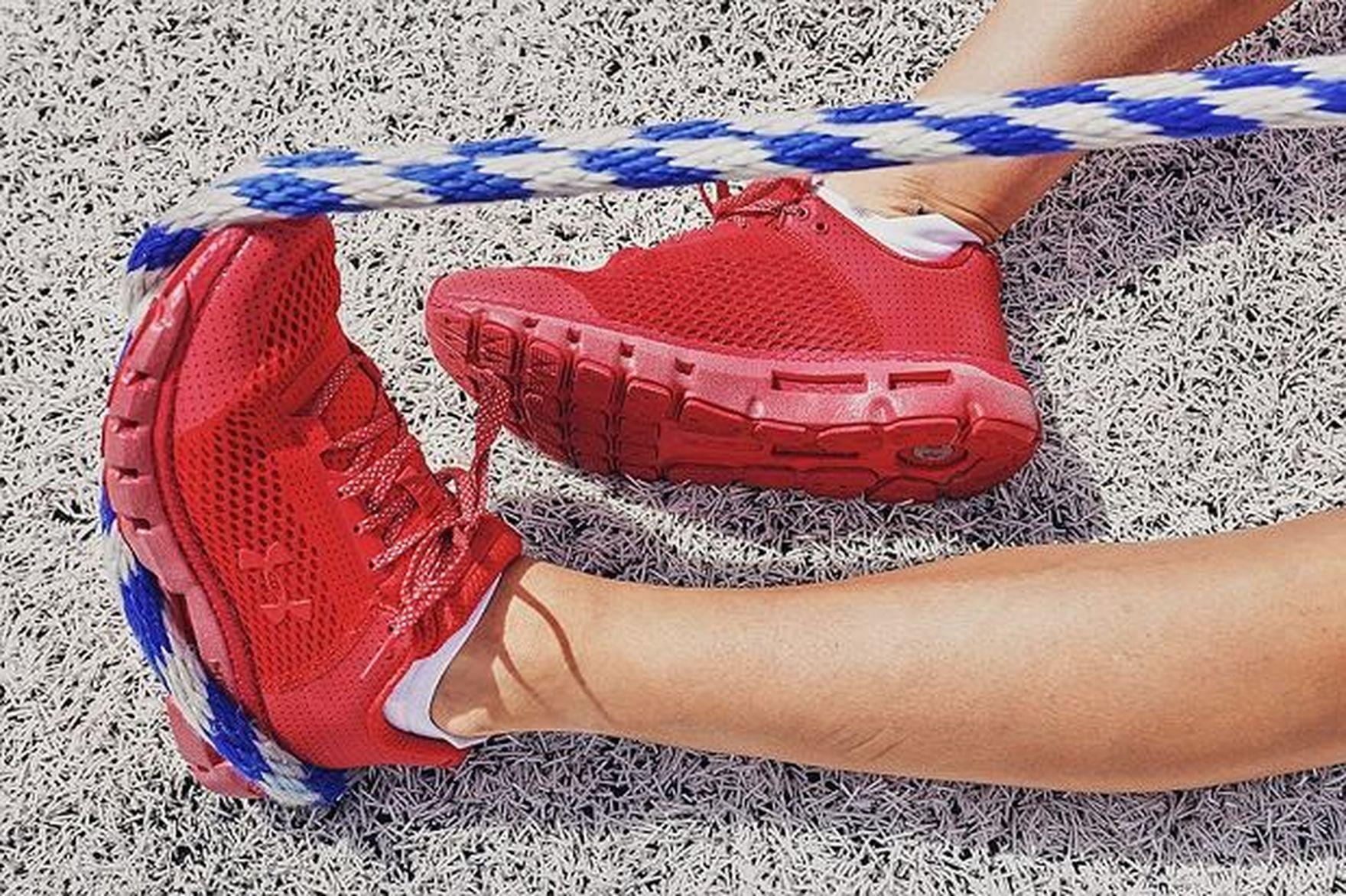 Wyprzedaż butów do biegania - rabaty sięgają do 80%! Modele tej marki świetnie odprowadzają wilgoć