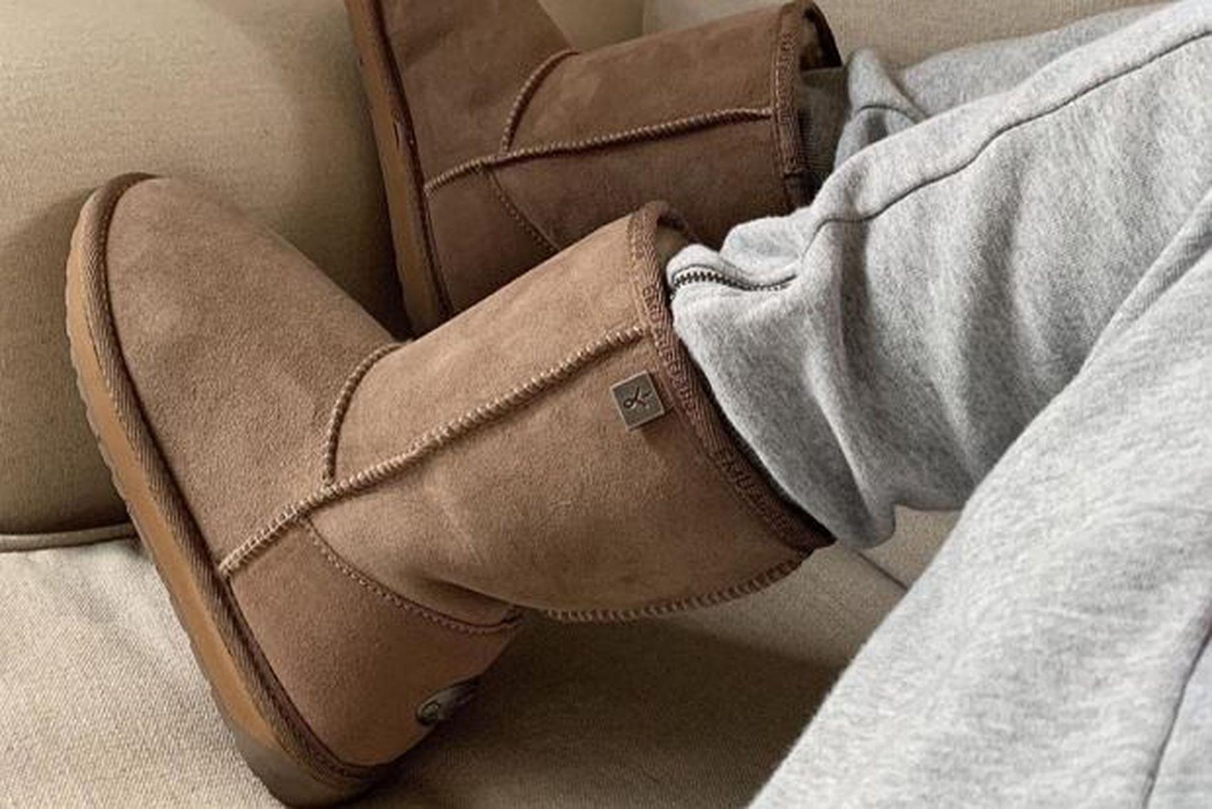 Buty tej marki nie przepuszczają wody i skutecznie ocieplają stopy! Polki je uwielbiają