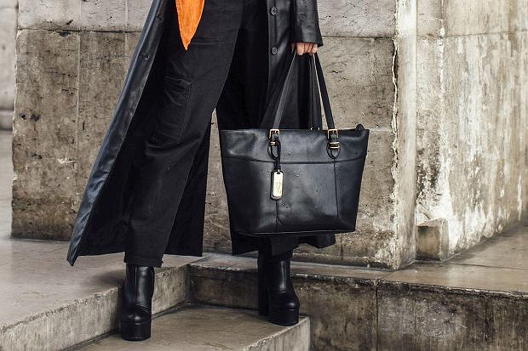 Te torby shopper pomieszczą wszystko i są 50% taniej! Klasyka, która nigdy nie wychodzi z mody!