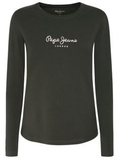 """Pepe Jeans """"New Virinia"""" Forest Green"""