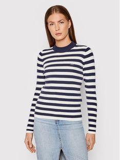 Levi's® Sweter Sweat A0719-0003 Granatowy Slim Fit
