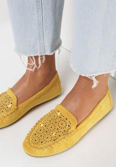 Żółte Mokasyny Peshishis