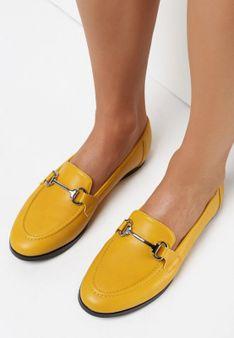 Żółte Mokasyny Accompanist