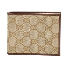 Bi-Fold Canvas Small Wallet