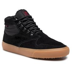 Sneakersy ELEMENT - Topaz C3 Mid U6TM31-01A-4298 Black Gum