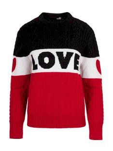 Sweter Love Moschino