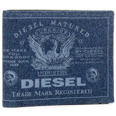 Duży Portfel Męski DIESEL - Hiresh S X07728 P1730 H8457