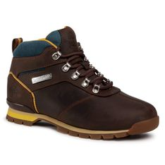 Trapery TIMBERLAND - Splitrock Mid Hiker TB0A2NQ29311 Dk Brown