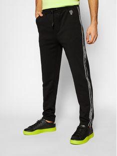 KARL LAGERFELD Spodnie dresowe 705022 511900 Czarny Regular Fit