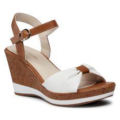 Sandały CLARA BARSON - WS089-03 White