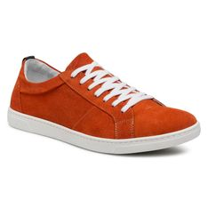 Sneakersy RYŁKO - IPSS03 K273 Pomarańcz 1KW