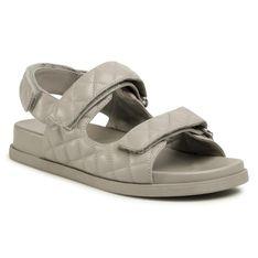 Sandały GINO ROSSI - 120AL0963  Grey