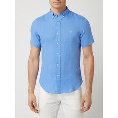 Koszula męska Polo Ralph Lauren z klasycznym kołnierzykiem