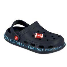 Befado klapki buty dziecięce 159Y104 COOL granatowe