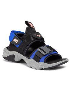 Nike Sandały Canyon Sandal CV5515 003 Czarny