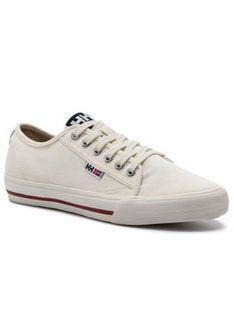 Helly Hansen Tenisówki Fjord Canvas Shoe V2 114-65.011 Biały
