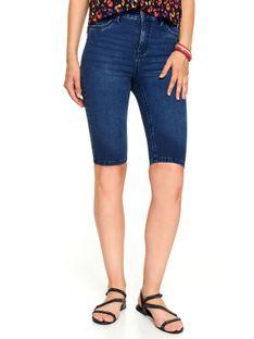 Damskie jeansowe szorty