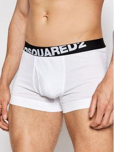 Dsquared2 Underwear Bokserki DCLC90030 Biały