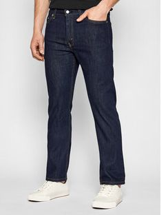 Levi's® Jeansy 513™ 08513-0183 Granatowy Slim Fit