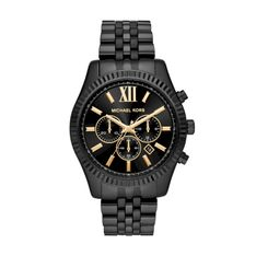 Zegarek MICHAEL KORS - Lexington MK8603 Black