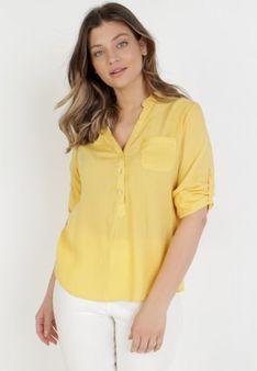 Żółta Koszula Fiber