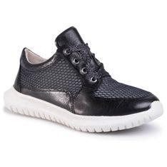 Sneakersy CAPRICE - 9-23752-24 Black Mesh 046