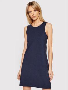 CMP Sukienka codzienna 30D6516 Granatowy Regular Fit