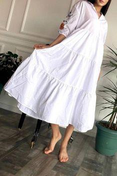 Sukienka ZELDONA WHITE
