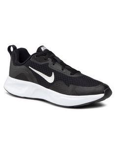 Nike Buty Wearallday (Gs) CJ3816 002 Czarny