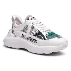 Sneakersy LOVE MOSCHINO - JA15306G1CIR190A Gl.Ve