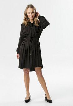 Czarna Sukienka Tota