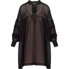 Kori sukienka mini jedwabna
