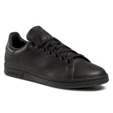 Buty adidas - Stan Smith FX5499 Cblack/Cblack/Ftwwht