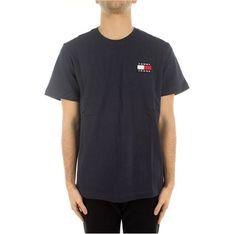 T-shirt męski Tommy Hilfiger z krótkimi rękawami na wiosnę