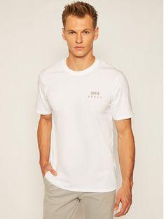 Edwin T-Shirt I026690 TH16J94 0267 Biały Regular Fit