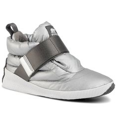 Śniegowce SOREL - Out N About Puffy NL3400 Pure Silver 034
