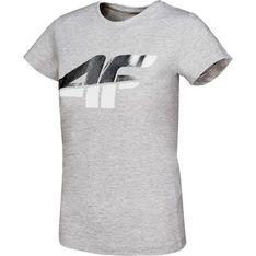 Bluzka dziewczęca 4F bawełniana