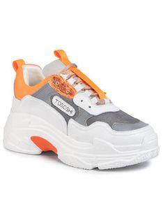Togoshi Sneakersy TG-09-04-000160 Biały