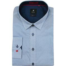 Granatowa koszula męska Rey Jay