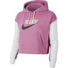 Bluza damska z kapturem Sportswear Varsity Nike