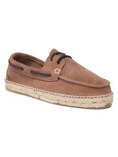 Manebi Espadryle Boat Shoesm 2.9 K0 Brązowy