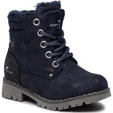 Buty zimowe dziecięce Tom Tailor trapery