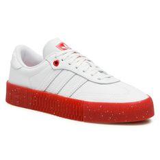 Buty adidas - Sambarose W FZ1831 Ftwwht/Scarle/Cblack