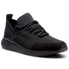 Sneakersy DIESEL - S-Kby Stripe Y01781 P1753 T8013 Black