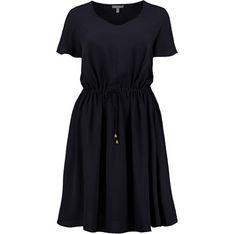 Ulla Popken sukienka mini z dekoltem v