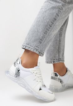 Białe Sneakersy Thosiphae