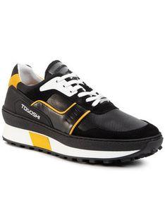 Togoshi Sneakersy TG-12-04-000175 Czarny